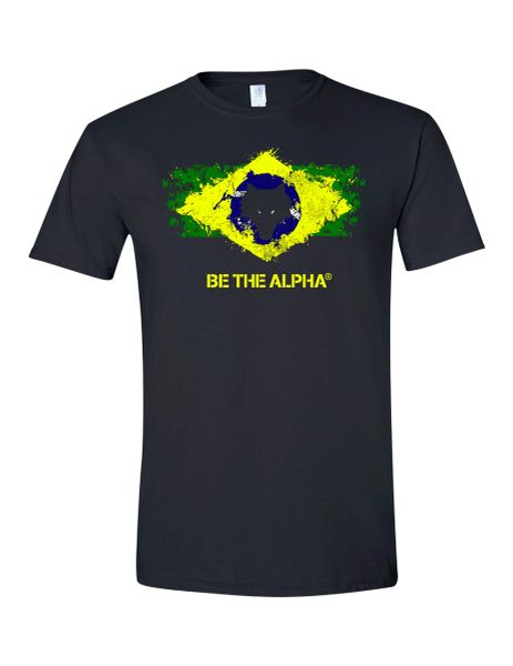Brazilian Be The Alpha Tee