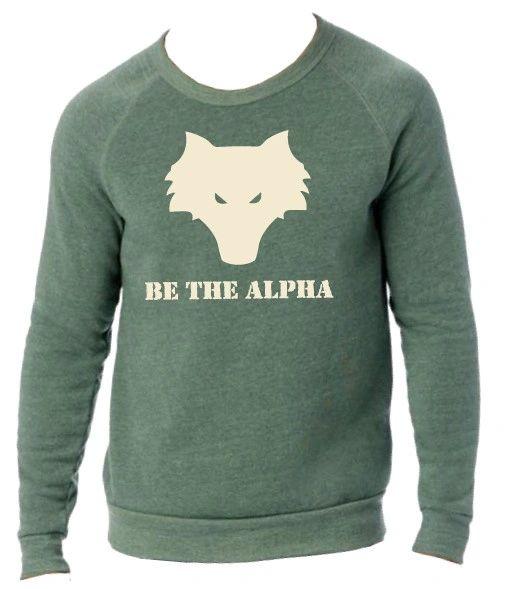 Eco-Fleece Crew Neck Sweatshirt