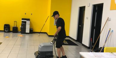 Look our Professional Commercial Cleaning Services with our trained team. CONTRACTS ARE WELCOME!!!