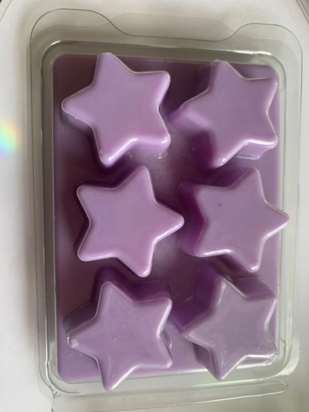Sunrise Wax Melts - Strong Scented Star Shape Clam shell. Designer Perfumes and Aftershaves Fragrance. Choose Scent