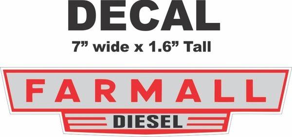 Farmall Diesel 0 Very Nice