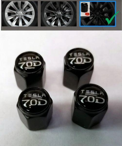 Tesla Model X S - Black Tesla 70D