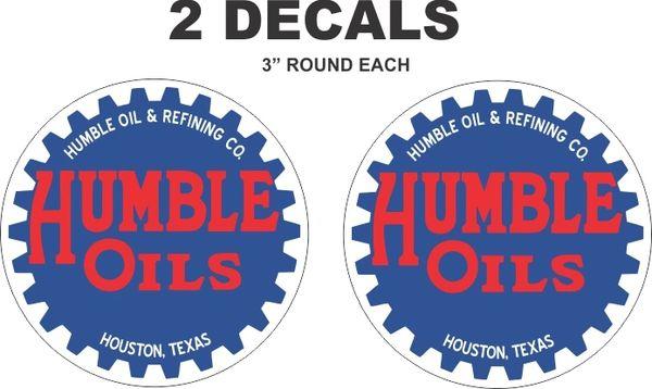2 Humble Oil & Refining Company