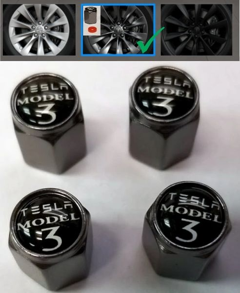 Tesla Model X S - Gun Metal Grey Tesla Model 3
