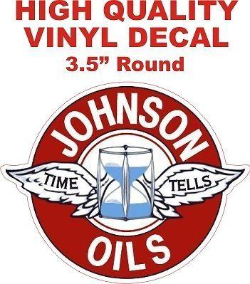 1 Johnson Oils Time Tells