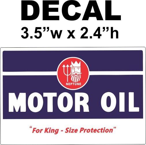 1 Neptune Motor Oil