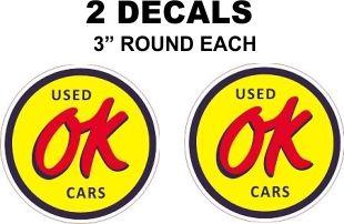 2 Round Okay Used Cars