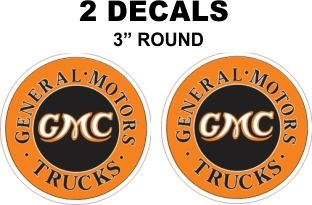 2 GMC General Motors Trucks