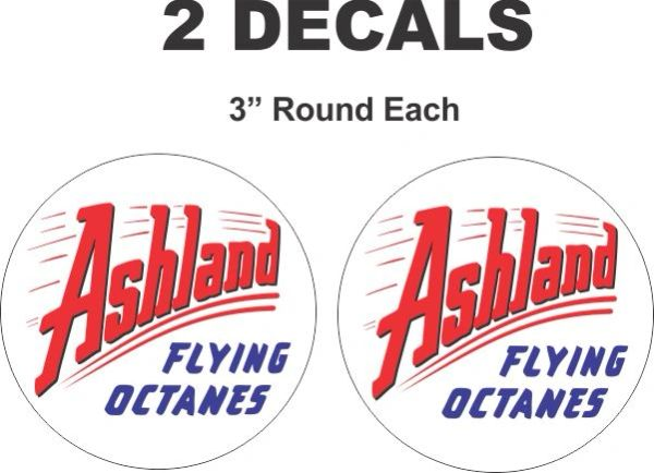 2 Ashland Flying Octanes