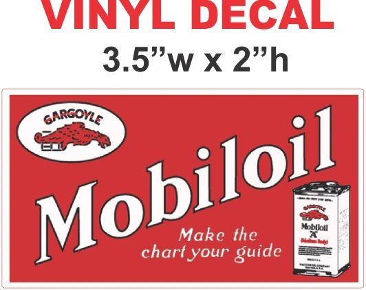 Mobiloil Mobil Oil Gargoyle - Very Nice