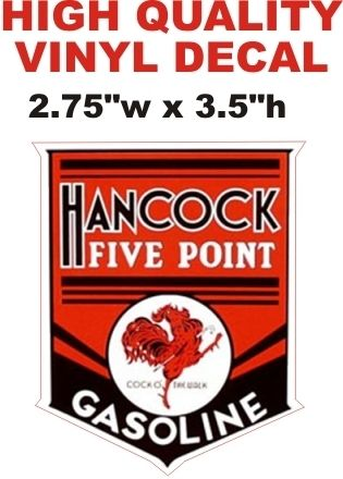 1 Hancock Five Gasoline