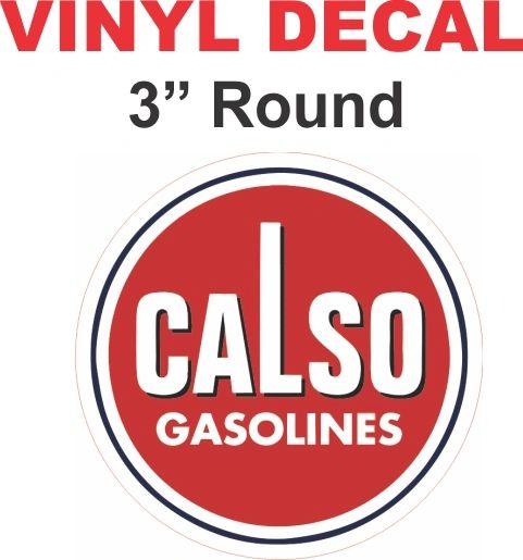 Calso Gasoline