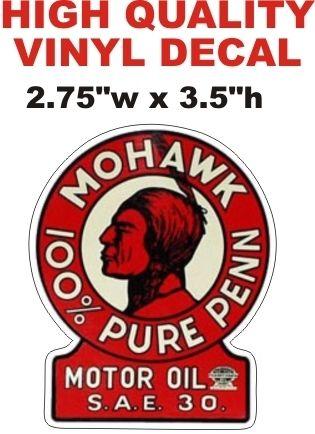 1 Mohawk Motor Oil