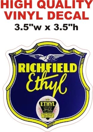 Richfield Ethyl Gasoline
