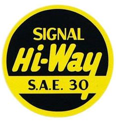 Signal Hi-Way S.A.E 30