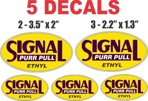 5 Signal Gasoline Purr Pull Ethyl
