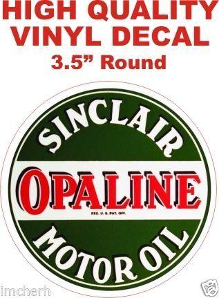 Sinclair Opaline Motor Oil - Nice