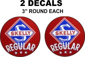 2 Skelly Regular Decals