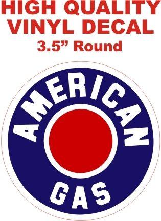 1 American Gas Round