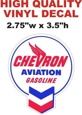 1 Chevron Aviation Gasoline