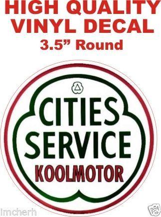 1 Cities Service Kool Motor