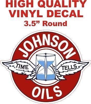1 Johnson Oils Time Tells - Nice