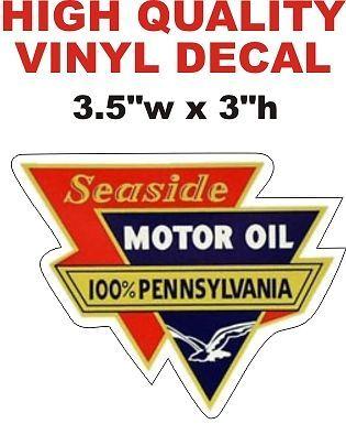 Seaside Motor Oil - 100% Pennsylvania