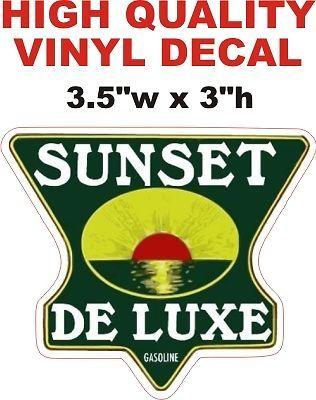 1 Sunset Deluxe Gasoline