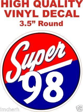 1 Super 98 Gasoline - Nice