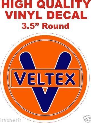 1 Veltex Decal - Nice