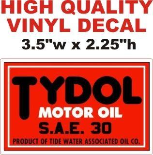 Tydol Motor Oil SAE 30