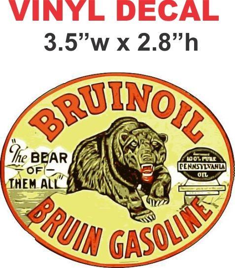 Bruin Gasoline Bruin Oil