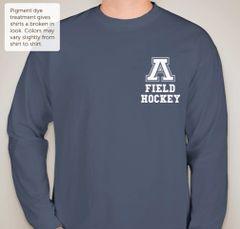 Apponequet '16 Field Hockey Long Sleeve