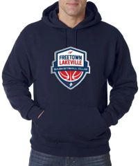 FLBC Hooded Navy Sweatshirt