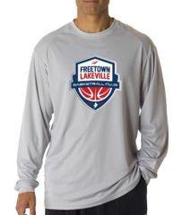 FLBC Shooting Shirt - Silver (no name)