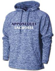Apponequet Boys Lacrosse Vintage Heather Hoodie