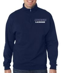 Apponequet Lacrosse 1/4 Zip Fleece Pullover