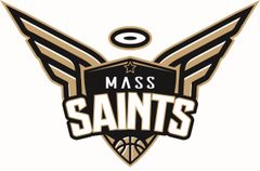 Mass Saints Crew Socks