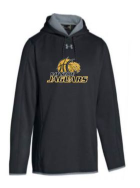 Bay State Jaguars Mens UA Double Threat Armour Fleece Hoody