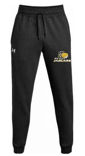 🎁 Bay State Jaguars Under Armour Mens Hustle Jogger
