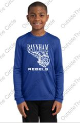 Raynham Rebels Shooting Shirt