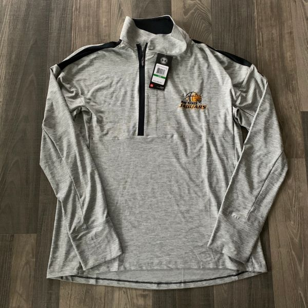 🎁 IN STOCK Under Armour Bay State Jaguars Women's Hotshot 1/2 Zip
