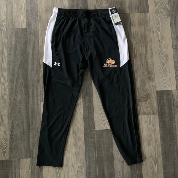 🎁 IN STOCK Under Armour Bay State Jaguars Womens Rival Knit Pants