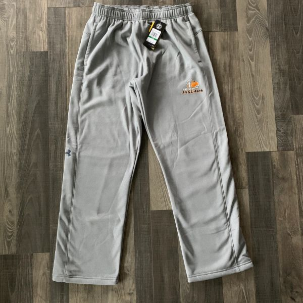 🎁 IN STOCK Bay State Jaguars Mens UA In The Zone Pants - GRAY