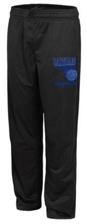Raynham Rebels Tech Fleece Pants - Youth and Adult