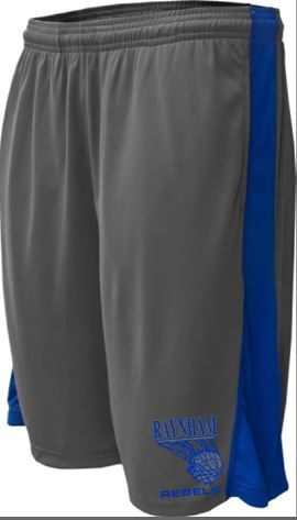 Raynham Rebels Shorts - Youth and Adult