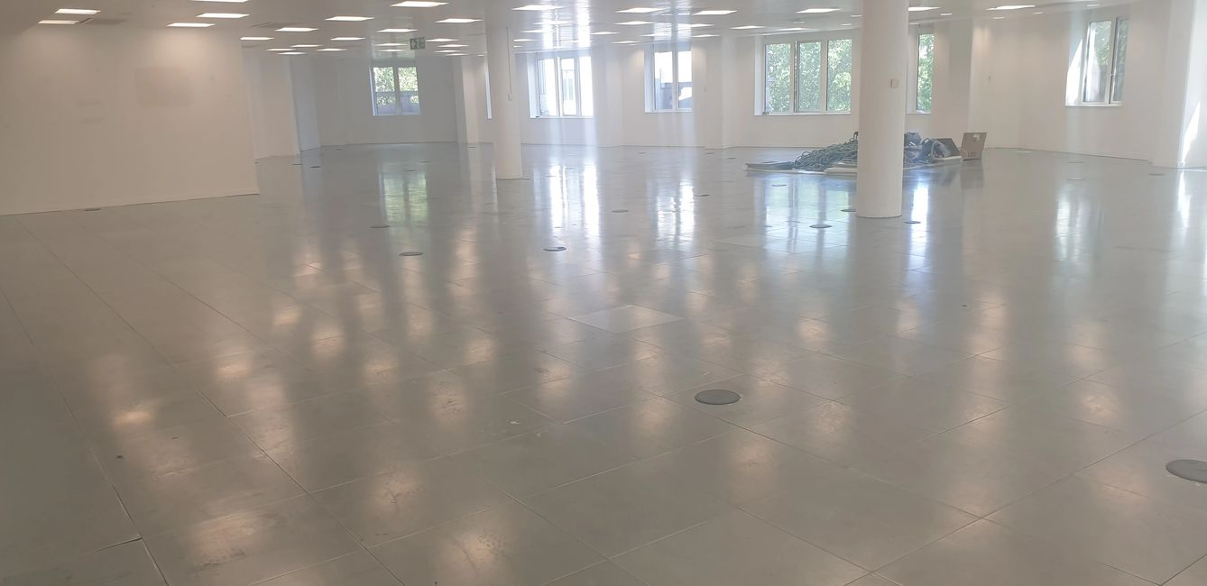 Finished Floor, Westway, London, July 2020