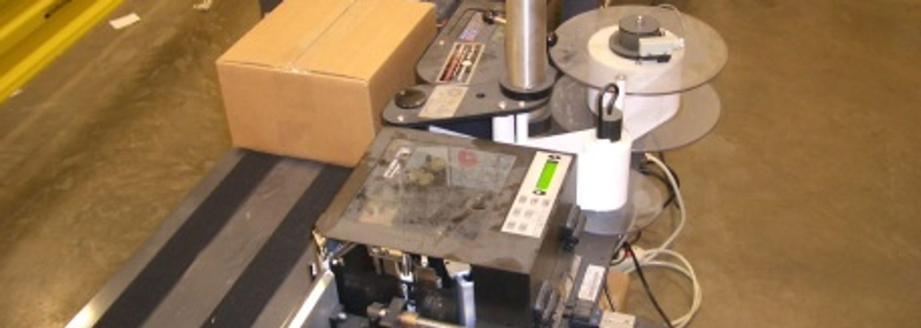 SPEDE Technologies Lineside Labeling - automates and  error-proofs packing and labeling processes