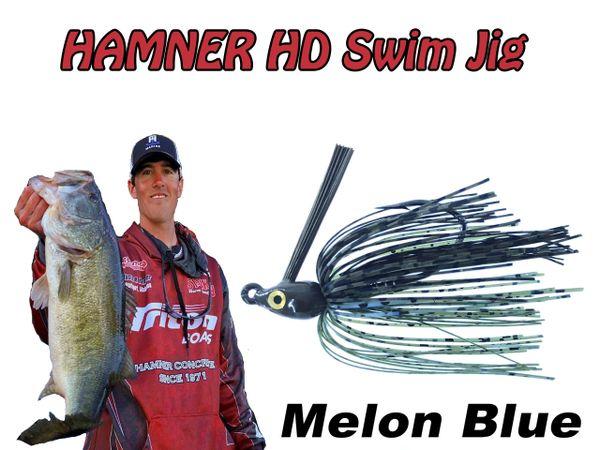 Hamner HD Swim Jig