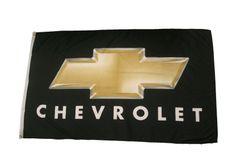 CHEVROLET LOGO 3' X 5' FEET FLAG BANNER